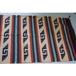Gewobene Teppiche, Set aus 2 Stk.