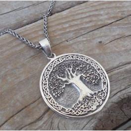 "Keltischer Anhänger ""Tree of Life"""
