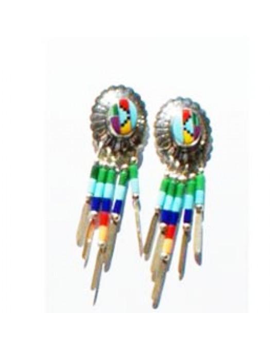 """Ohrstecker """"Dangles"""" -multicolor"""