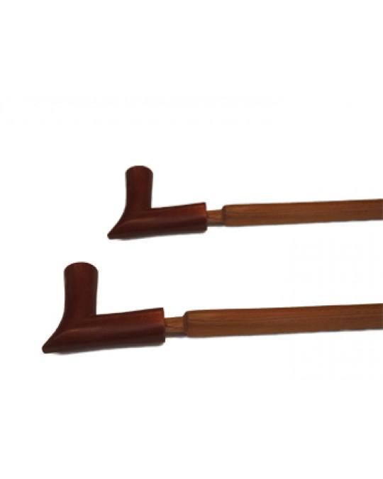 Elbow Pfeifen Steinschnitzerein in 2 Grössen