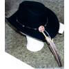 Verwendung an einem Hut