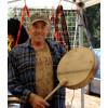 Der Lakota (Sioux) Trommelbauer